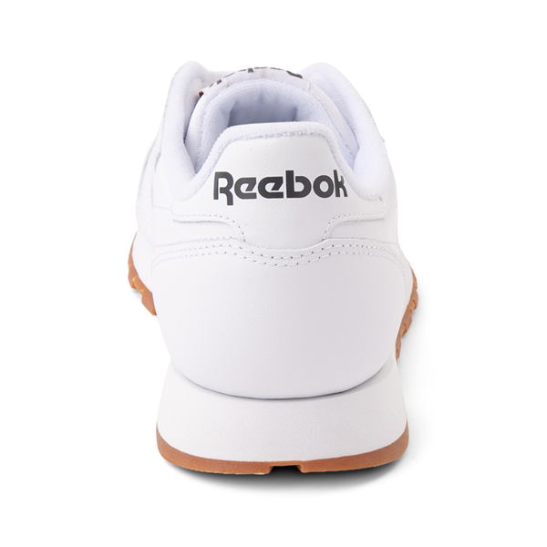 alternate view Mens Reebok Classic Athletic Shoe - WhiteALT4