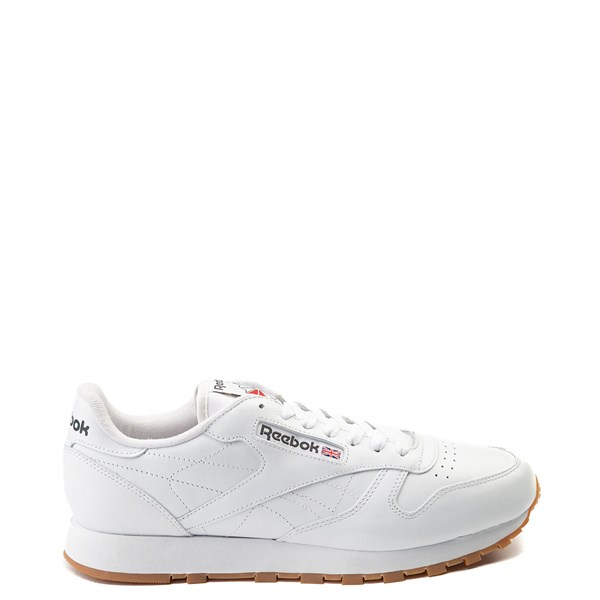 Mens Reebok Classic Athletic Shoe - White