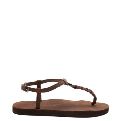 Main view of Womens Rainbow T-Street Sandal
