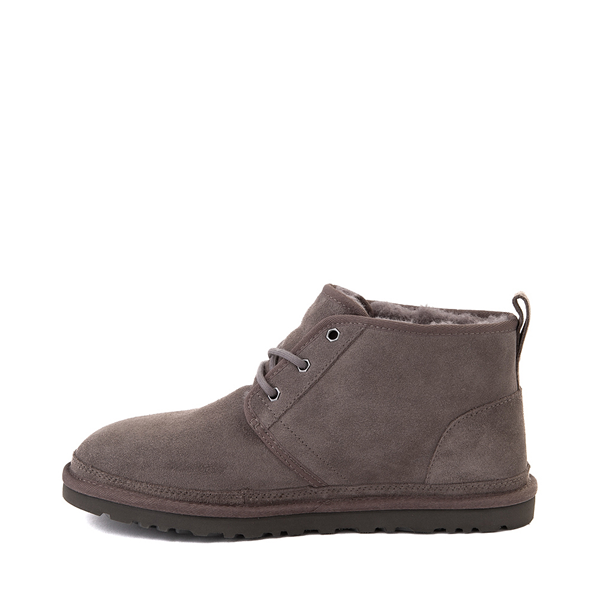 alternate view Mens UGG® Neumel Casual Shoe - GrayALT1