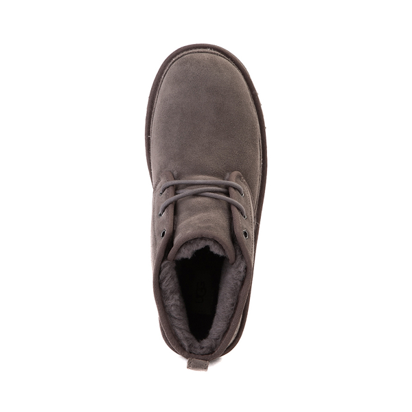 alternate view Mens UGG® Neumel Casual Shoe - GrayALT2