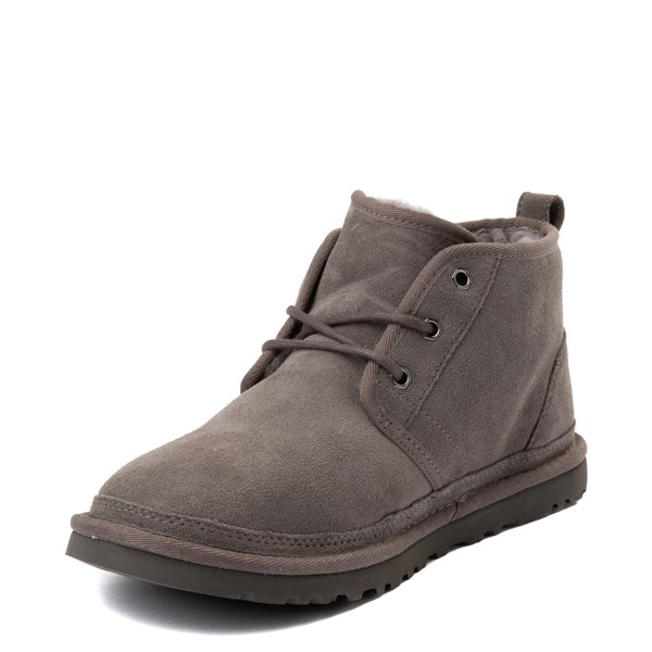 alternate view Mens UGG® Neumel Casual Shoe - GrayALT3