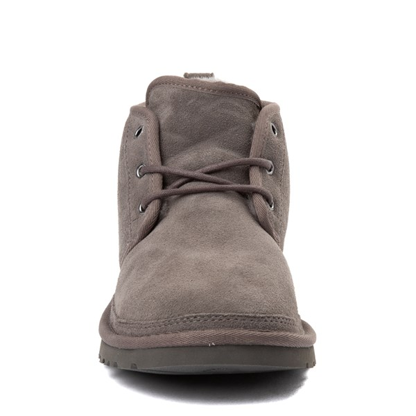 alternate view Mens UGG® Neumel Casual Shoe - GrayALT4