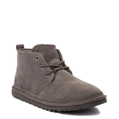 Alternate view of Mens UGG Neumel Casual Shoe in Gray