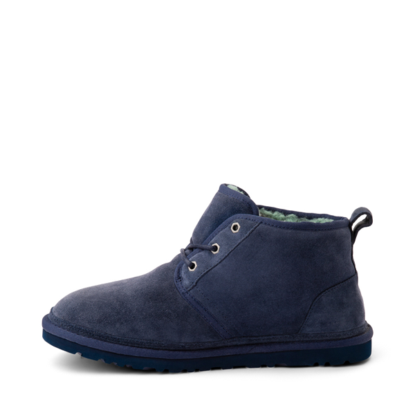 alternate view Mens UGG® Neumel Casual Shoe - NavyALT1