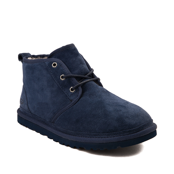 alternate view Mens UGG® Neumel Casual Shoe - NavyALT5