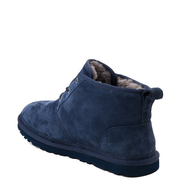 alternate view Mens UGG® Neumel Casual Shoe - NavyALT2
