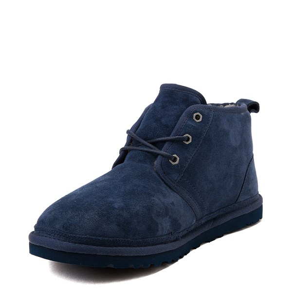 alternate view Mens UGG® Neumel Casual Shoe - NavyALT3
