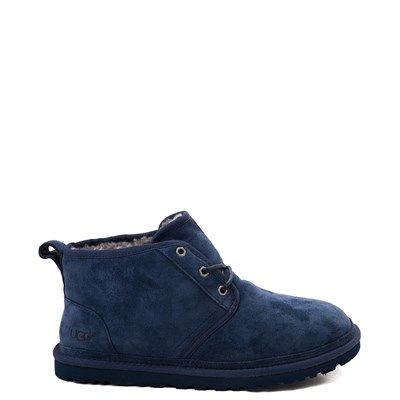 Main view of Mens UGG Neumel Casual Shoe in Navy