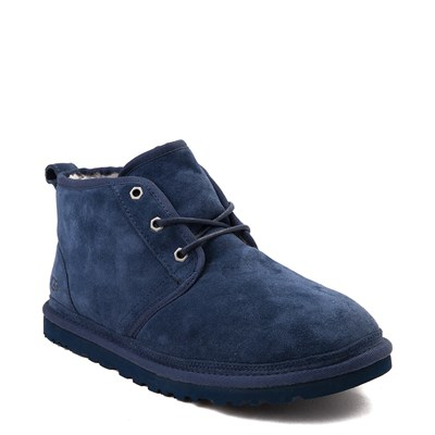 Alternate view of Mens UGG® Neumel Casual Shoe in Navy