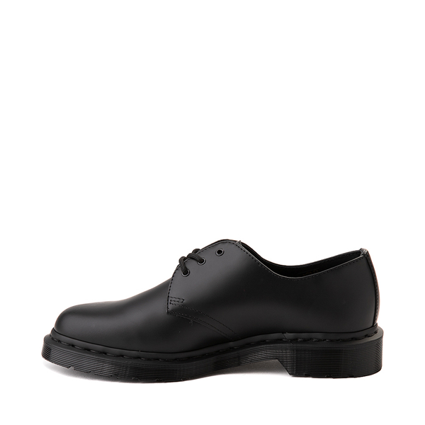 alternate view Dr. Martens 1461 Casual Shoe - Black MonochromeALT1