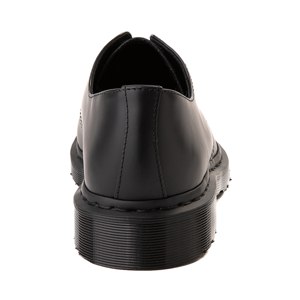alternate view Dr. Martens 1461 Casual Shoe - Black MonochromeALT4