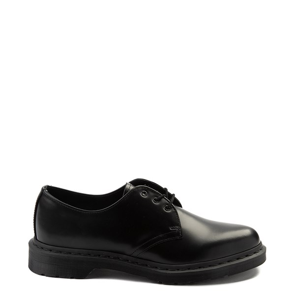 Main view of Dr. Martens 1461 Casual Shoe - Black Monochrome