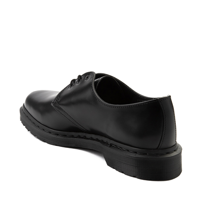 Alternate view of Dr. Martens 1461 Casual Shoe - Black Monochrome