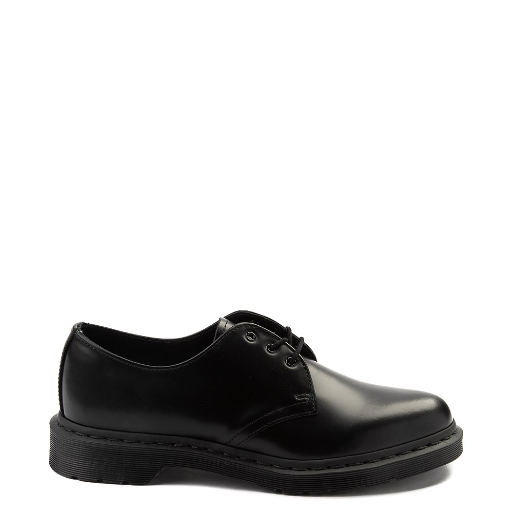 Dr. Martens 1461 Casual Shoe - Black Monochrome