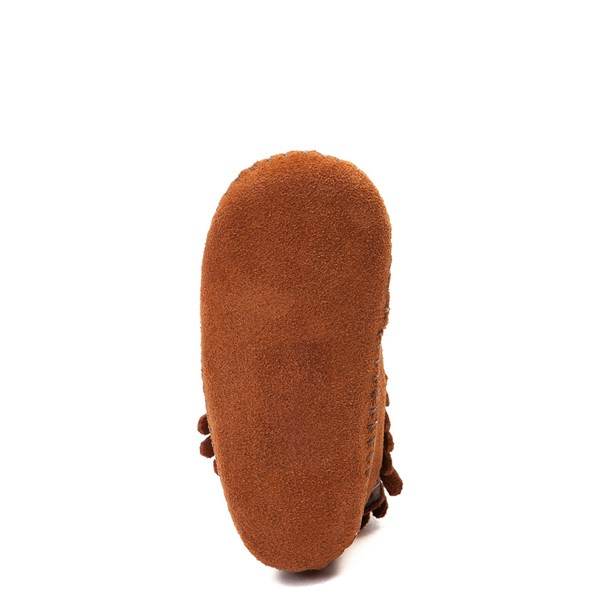 alternate view Minnetonka Back Flap Bootie - Baby / ToddlerALT5
