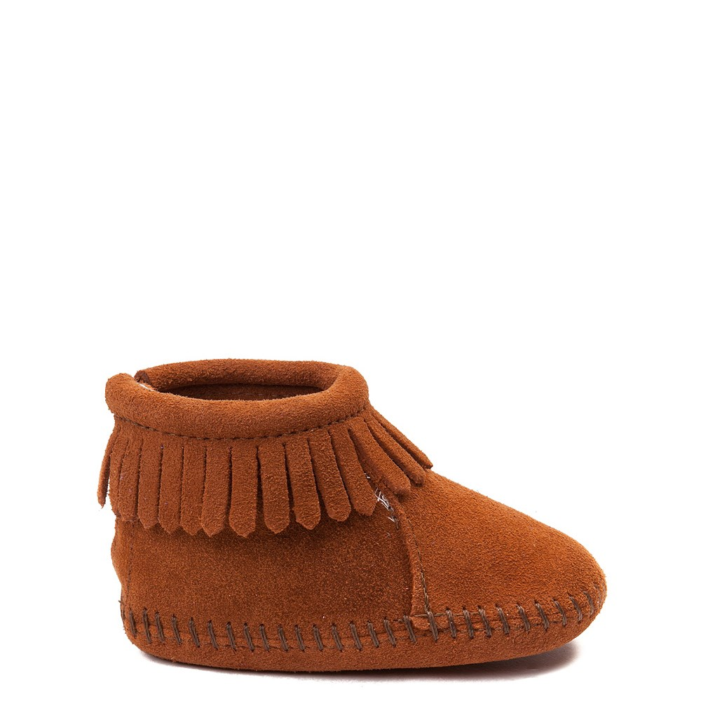 Infant/Toddler Minnetonka Back Flap Bootie