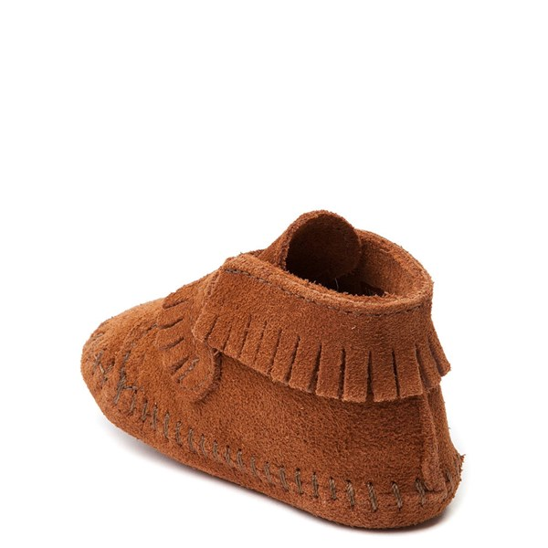alternate view Minnetonka Front Strap Bootie - Baby / ToddlerALT2