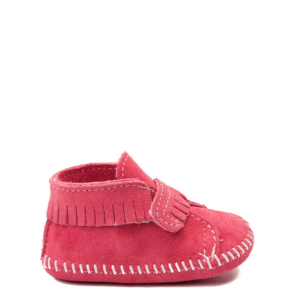 Minnetonka Front Strap Bootie - Baby / Toddler