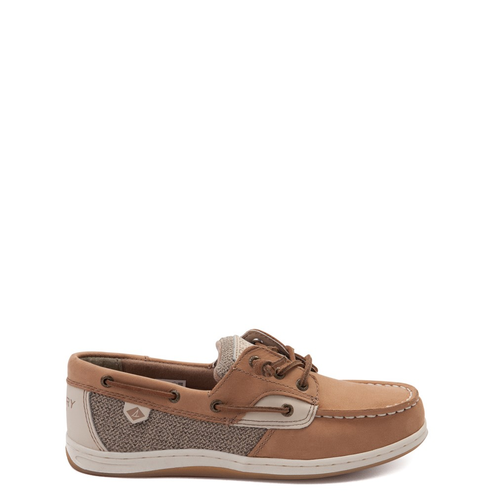 Sperry Top-Sider Songfish Boat Shoe - Little Kid / Big Kid - Tan