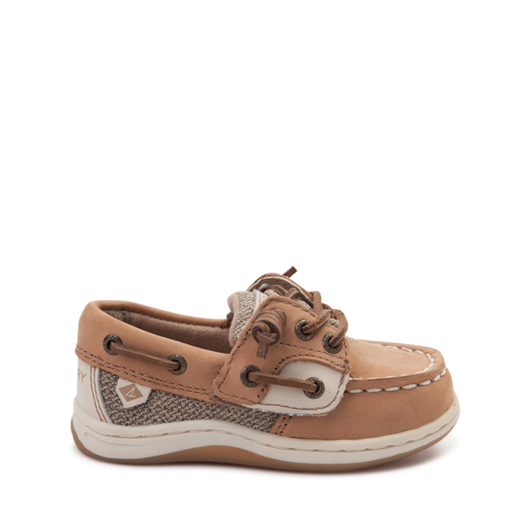 Sperry Top-Sider Songfish Boat Shoe - Toddler / Little Kid - Tan