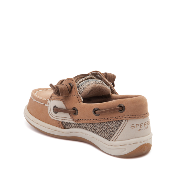alternate view Sperry Top-Sider Songfish Boat Shoe - Toddler / Little Kid - TanALT1