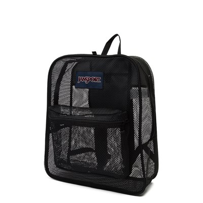 Alternate view of JanSport Mesh Pack Backpack - Black