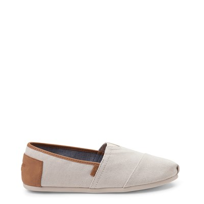 Main view of Mens TOMS Classic Hemp Slip On Casual Shoe