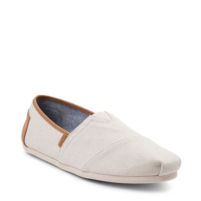Alternate view of Mens TOMS Classic Hemp Slip On Casual Shoe