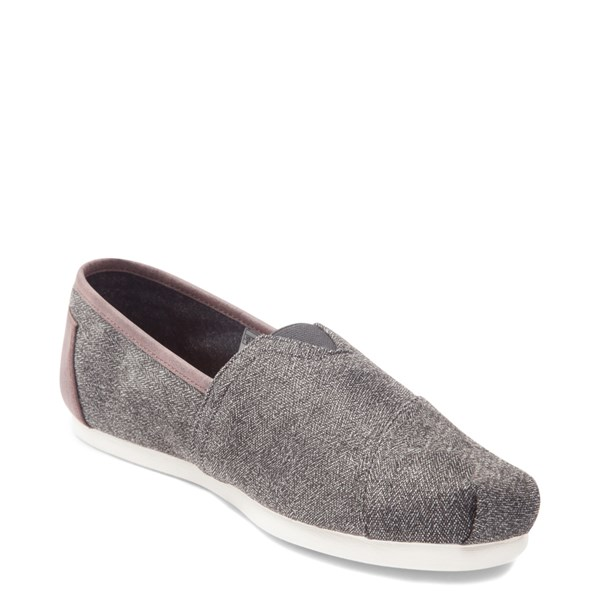 alternate view Mens TOMS Classic Slip On Casual ShoeALT3