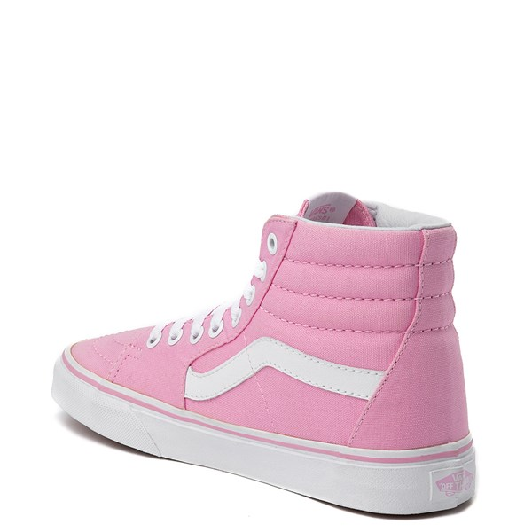 alternate view Vans Sk8 Hi Skate Shoe - Prism PinkALT2