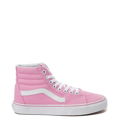 Main view of Vans Sk8 Hi Skate Shoe - Prism Pink