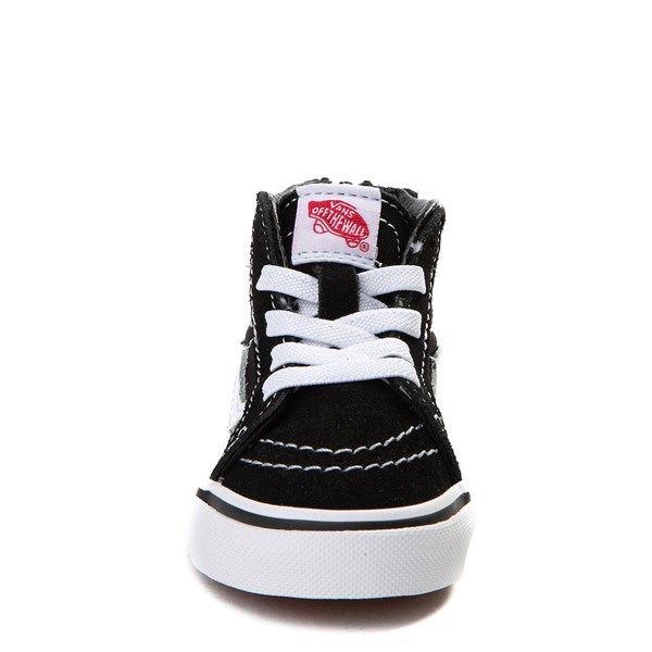 alternate view Vans Sk8 Hi Skate Shoe - Baby / ToddlerALT4