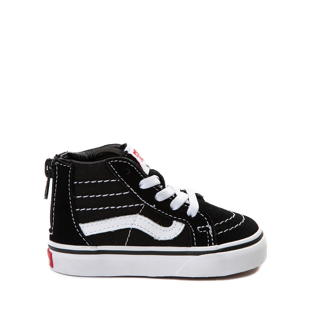 Vans Sk8 Hi Skate Shoe - Baby / Toddler - Black
