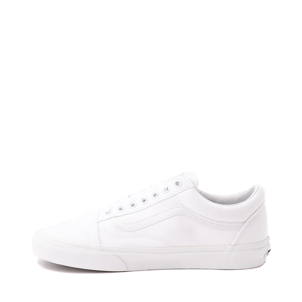 vans white
