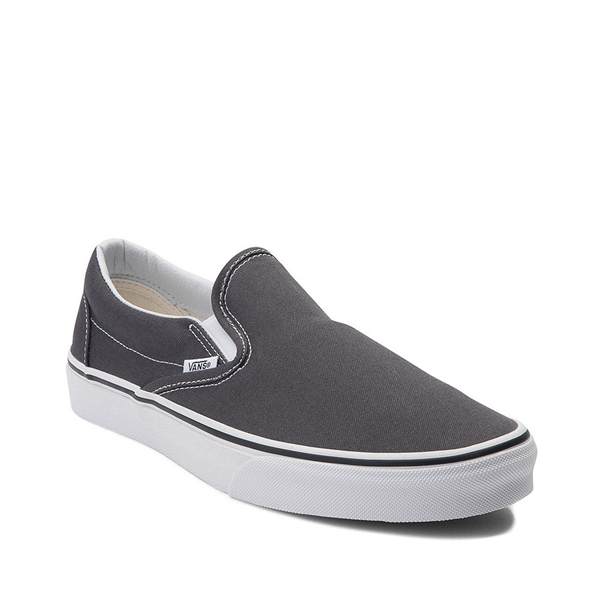 alternate view Vans Slip On Skate Shoe - CharcoalALT5