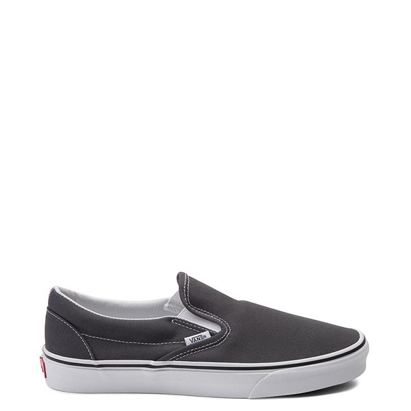 Vans Slip On Skate Shoe - Charcoal