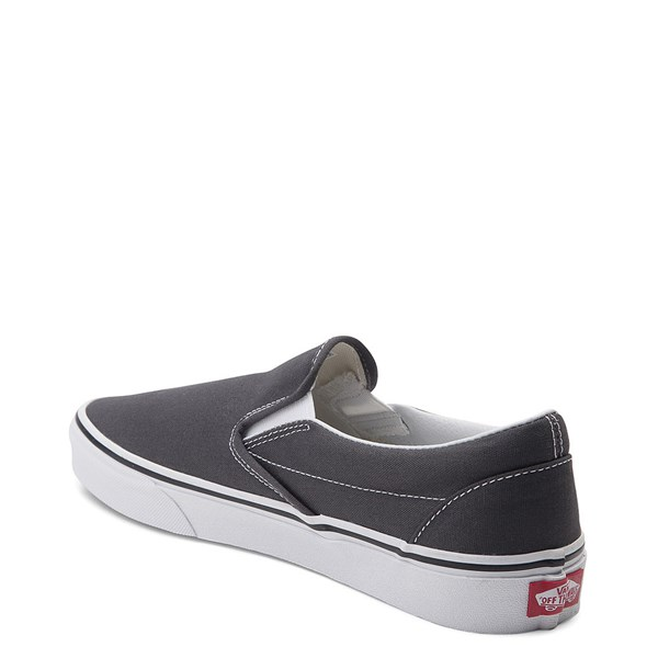 alternate view Vans Slip On Skate Shoe - CharcoalALT2