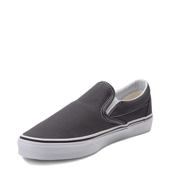 alternate view Vans Slip On Skate Shoe - CharcoalALT3