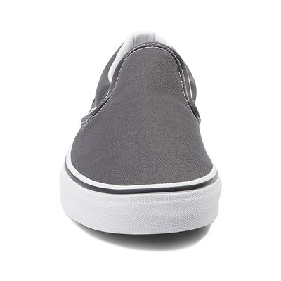Vans Slip On Skate Shoe - Charcoal