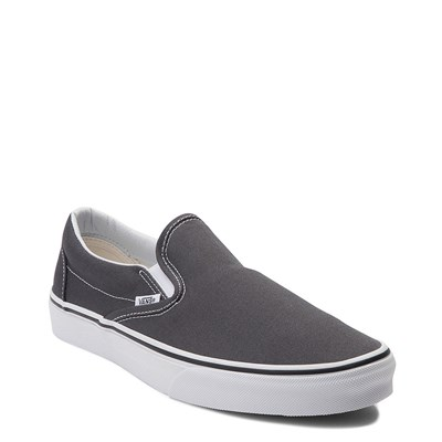 Alternate view of Charcoal Vans Slip On Skate Shoe