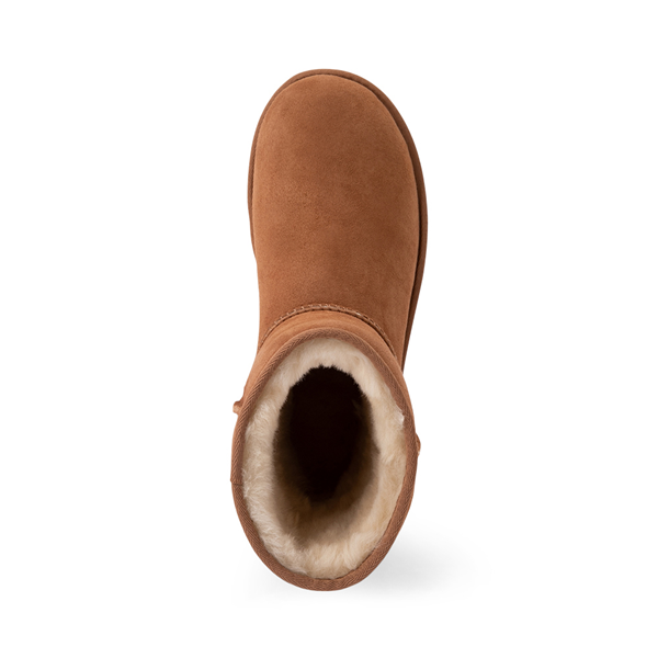 alternate view Womens UGG® Classic Short II Boot - ChestnutALT2