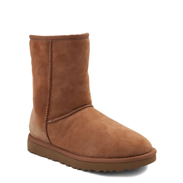 alternate view Womens UGG® Classic Short II BootALT1