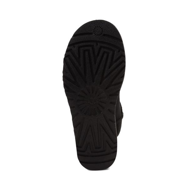 alternate view Womens UGG® Classic Short II Boot - BlackALT3