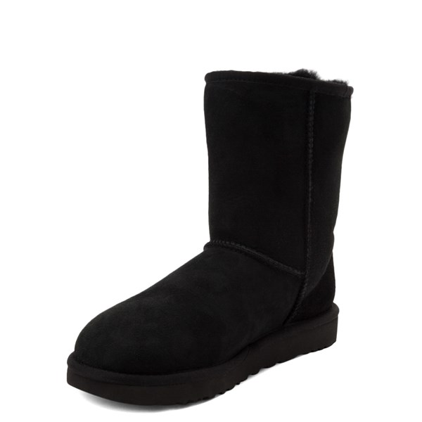 alternate view Womens UGG® Classic Short II BootALT3