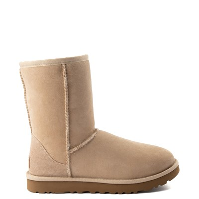 Main view of Womens UGG Classic Short II Boot in Sand