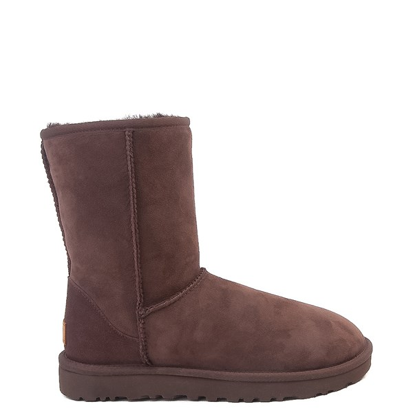 Womens UGG® Classic Short II Boot - Chocolate