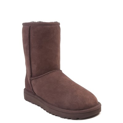 Alternate view of Womens UGG® Classic Short II Boot - Chocolate