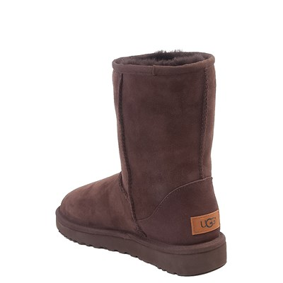 Main view of Womens UGG® Classic Short II Boot - Chocolate
