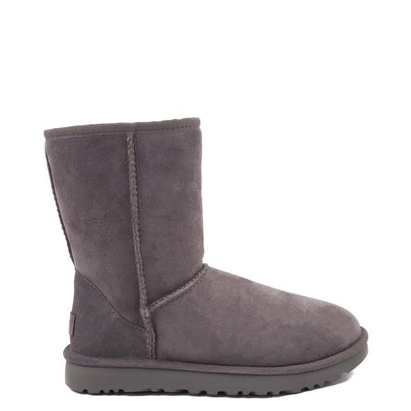 Main view of Womens UGG® Classic Short II Boot - Gray
